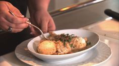 Lite Chicken and Dumplings - Extreme Makeover: Weight Loss
