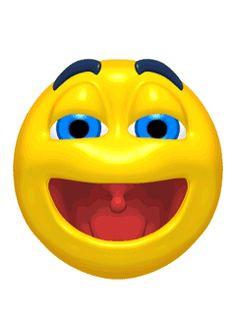 картинка анимашка смеющийся смайлик сорта