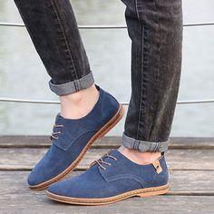 Plus size men casual shoes fashion comfortable flat men oxford shoe lace-up summer autumn winter men causal shoes footwear Oxford Shoes Outfit, Casual Shoes, Men's Shoes, Shoe Boots, Men Casual, Shoes 2016, Men Boots, Shoes Men, Flat Shoes