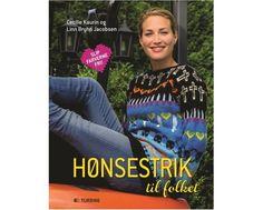 Hønsestrik til folket af Cecilie Kaurin og Linn Bryhn Jacobsen - Strikkepinden.com