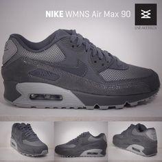 NEW IN. Nike WMNS Air Max 90 in Dark Grey Erhältlich in den Größen 37,5 (US6,5) bis 41 (US9,5) Preis: 140,00 € http://www.sneakerbox.me/WMNS-AIR-MAX-90-PREM-DARK-GREY #nike #nikeairmax #airmax90 #airmax #welovenike #nikelove #sneakerbox #sneakerboxseligenstadt #sneakers #sneakerslover #sneaker #sneakerlover #girsinsneaker #sneakeroftheday
