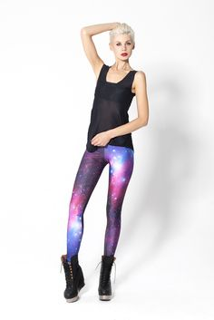 I want these so much. I have literally wanted a pair for months. Anything with the black milk galaxy pattern I need.