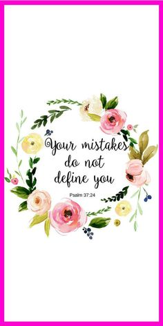 This beautiful art would look great in my home. Inspirational Print, Your Mistakes do Not Define You, Bible Verse Print, Scripture Print, Instant Download, Wall Decor, Bible Wall Art. affiliate link