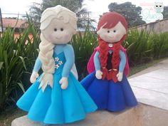 Irmãs Frozen {Ana e Elza}