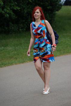 Papercut Patterns Yoyo Dress