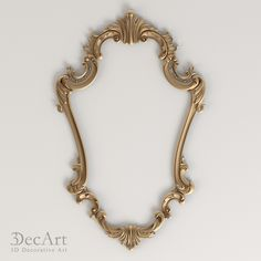 Vintage Frames, Miniatures, Carving, Mirror, Gold, Inspiration, Jewelry, Decals, Models