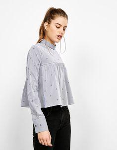 Shirts - SALE - WOMAN - Bershka Germany