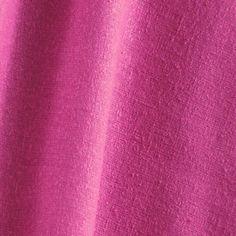 FABRIC15 SHANTUNG SILK Pink Sherbet 43 x by DartingDogSewingShop