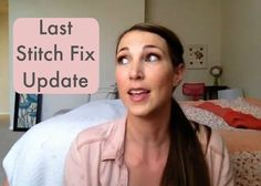 My Stitch Fix Update