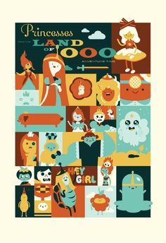 Adventure Time Princess Party!
