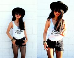 Dog Days of Summer (by Natalie Liao) http://lookbook.nu/look/3749281-Dog-Days-of-Summer