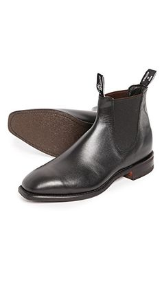 09cf46ff474 Comfort RM Leather Chelsea Boots