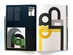 Frank Guille 'Geometrics' | Baseline special typetoken®