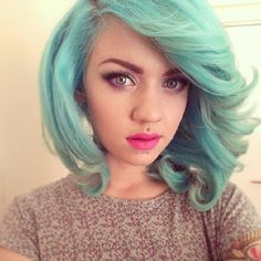Pastel Hair blog - how to and tips
