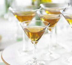 Vanilla Martinis- YUM!