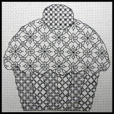 4 blackwork filler designs