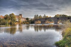 El Barco de Ávila, ponte românica.   Flickr - Photo Sharing!