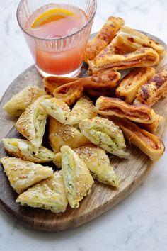 Salatini di pasta sfoglia veloci da aperitivo | Tempodicottura.it