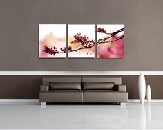 Fine Art Nature Photography Print Set of 3 by VanBurensHomeDecor, $68.00