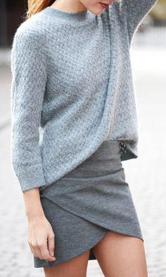 #grey #look #grigio