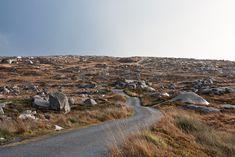 https://flic.kr/p/8Y1t9n   Connemara / Ireland   Road to nowhere on the Gorumna Island in Connemara / Ireland -  Strasse ins nirgendwo auf der Insel Gorumna in Connemara / Irland