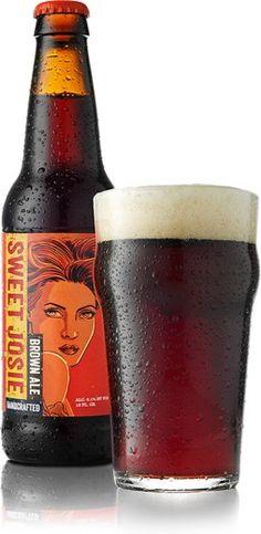 Sweet Josie Brown Ale from Lonerider Beer in Raleigh, NC