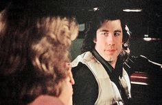 John Travolta as Billy Nolan in Carrie Ghost Movies, Scary Movies, Horror Movies, Welcome Back Kotter, 1970s Movies, Tom Savini, Stephen King Movies, Carrie White, The Best Films