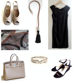 A blog on how to wear, tie or knot Hermès carrés and square silk scarves, and…