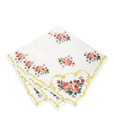 6d5b3eb9dcf Talking Tables 16-Ct. Truly Chintz Napkin - Set of Three