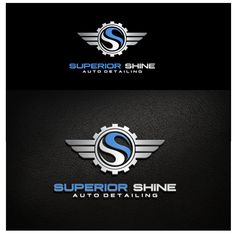 Create a stylish and eye catching automotive logo for Superior Shine Auto Detailing by Diin $$D