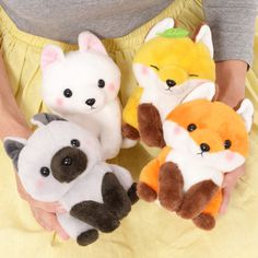 Kogitsune Konkon Fox Plush Collection (Standard) 1