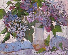 Lilac by CharskayaLucya on DeviantArt Deviantart, Lilacs, Canvas, Paintings, Google, Tela, Paint, Lilac Bushes, Painting Art
