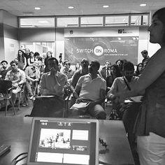 Children as active #tech participants through #I-Osmosi #teaching method during @BICLazio's #OpenLabShowcase