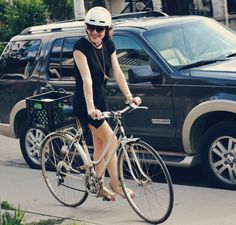 Bike to work tips - Because no one wants to arrive to the office a hot, sweaty mess.
