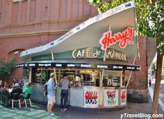 Harry's Cafe de Wheels is an Australian icon serving pies, pasties and hot dogs to celebrities, tourists and locals. Try Pie and Peas. City locations include Woolloomooloo and Haymarket.