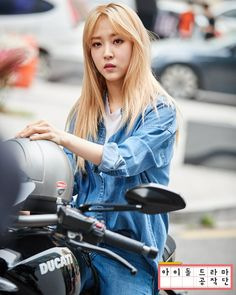 26.05.17 MoonByul @ Idol Drama Operation Team || TWITTER