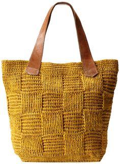 Mar y sol antigua 7179 s shoulder bag sunflower one size Crotchet Bags, Crochet Tote, Crochet Handbags, Crochet Purses, Knitted Bags, Handmade Handbags, Handmade Bags, Ethnic Bag, Diy Accessoires