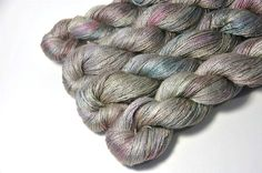Lichtfaden Silk Baby Camel Lace OOAK