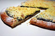 Moravsky kolac - Lopaťáky • recept • bonvivani.sk (Slovak) Czech Recipes, Russian Recipes, Ethnic Recipes, Moravian Cookies, Desert Recipes, Cornbread, Food Porn, Cooking Recipes, Sweets