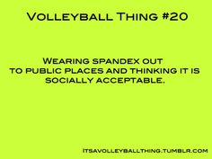 Volleyball Jokes, Volleyball Problems, Volleyball Motivation, Volleyball Drills, Volleyball Players, Beach Volleyball, Volleyball Equipment, Volleyball Spandex, Soccer Humor