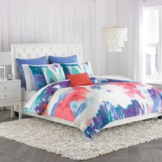 Blue Comforter Sets: Free Shipping on orders over $45! Bring the comfort in with a new bedding set from Overstock.com Your Online Fashion Bedding Store! Get 5% in rewards with Club O!