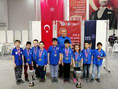 Ümraniye Belediyesi Gençlik ve Spor Kulübü Satranç Takımı 2018-2019 İTÜ&İTÜ GVO Ulusal Egemenlik Satranç Turnuvası Minikler A ve B kategorisinde büyük bir başarı göstererek şampiyon oldu. Itu
