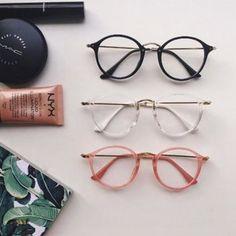 0e08f781e73e9 Armação Óculos Redondo Retro - 4 cores