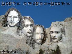 Grunge Performances That Gave Us Chills (Nirvana, Soundgarden, Alice In Chains, Pearl Jam) Alice In Chains, Chris Cornell, Kurt Cobain, Music Love, Rock Music, Alternative Rock, Alternative Music, Pearl Jam Eddie Vedder, Raven Art