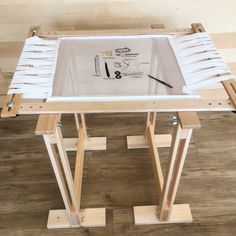 Embroidery stand - île d'O Ile de Nagoya Lunevill Embroidery classroom · Tool material sales