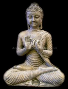 Chinese Buddhist statues of ancient times make a definite point. They unquestionably prove that Buddhist art has had a longstanding and pr. Buddha Buddhism, Buddhist Art, Buddha Sculpture, Sculpture Art, Buddha Statues, Chinese Buddha, Sitting Buddha, Buddhist Philosophy, Chinese Mythology