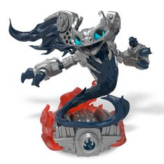 Amazon.com: Skylanders SuperChargers: Drivers Dark Spitfire Character Pack…