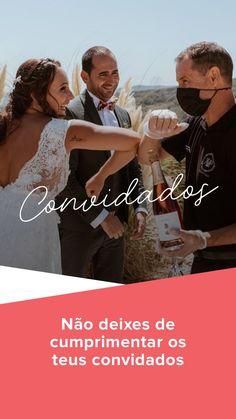 Descobre como cumprimentar os teus convidados num casamento durante a pandemia. #convidados #cumprimentarconvidados #dicascasamento #pandemia #coronaviruscasamento #medidascovid #protegetedocoronavírus #casamentosportugal #casamentospt