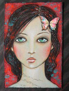 Pennystamper: My Painted Ladies