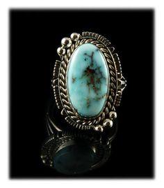 Sacred Buffalo Turquoise Rin